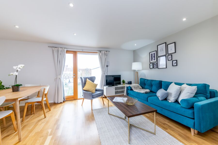 Chalton Street Apartment - Kings Cross, North London