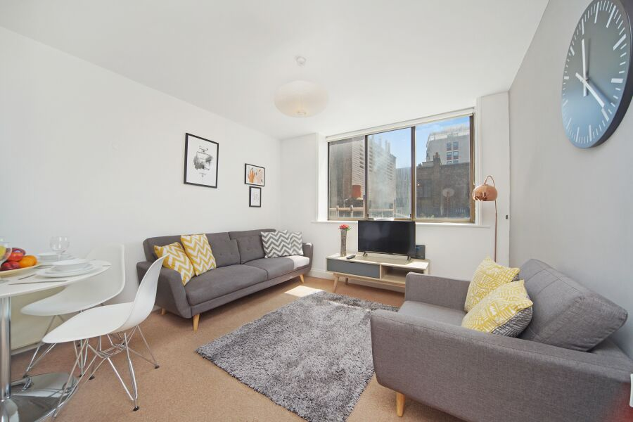 Chitty Street Apartment - Bloomsbury, Central London