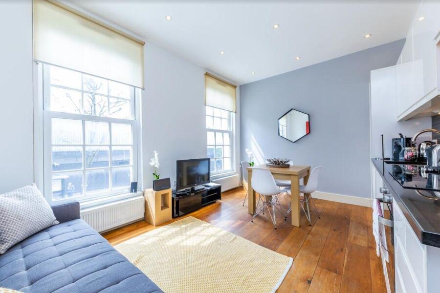 Doric Way Apartments - Kings Cross, North London