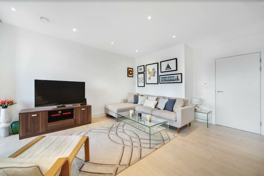 Rochester Place Apartment - Camden, North London