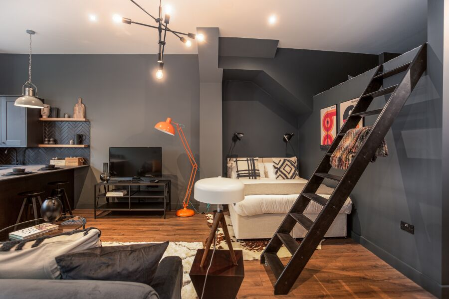 Dark Matter Apartment - Southend-on-Sea, Essex