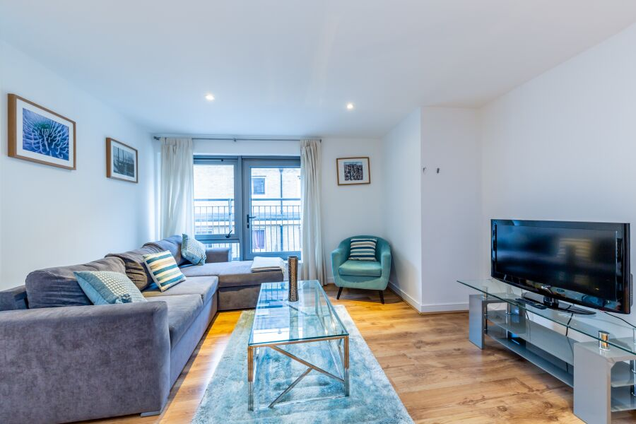 Steward Street Apartment - Spitalfields, North East London
