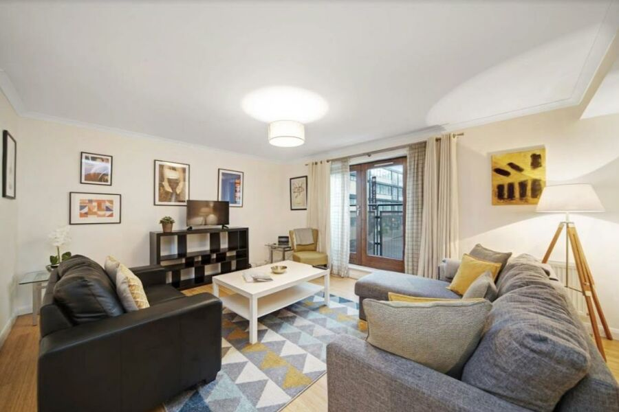 Waterson Street Apartment - Hackney, North East London