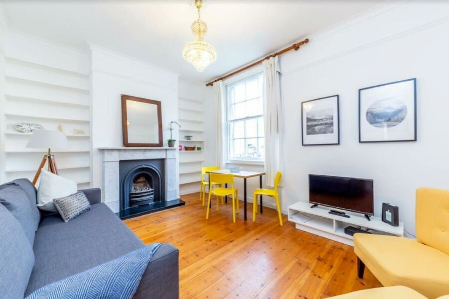 Goldington Crescent Apartment - Kings Cross, North London