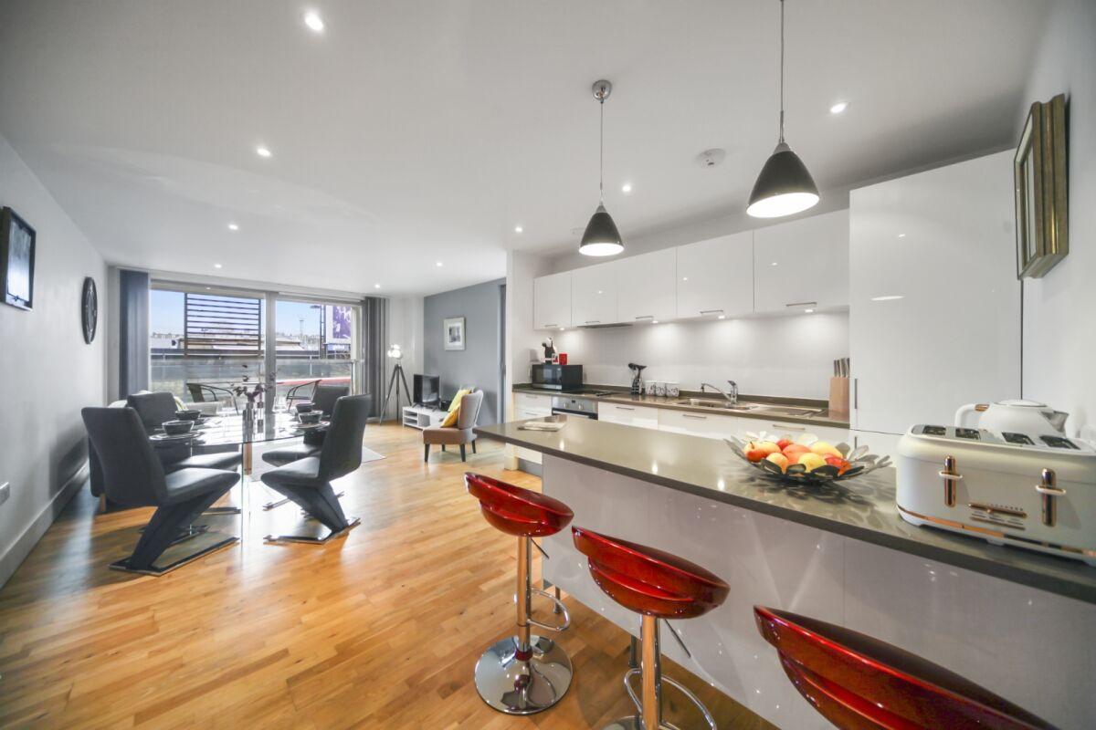 Chalk Farm Apartment - Chalk Farm, North London
