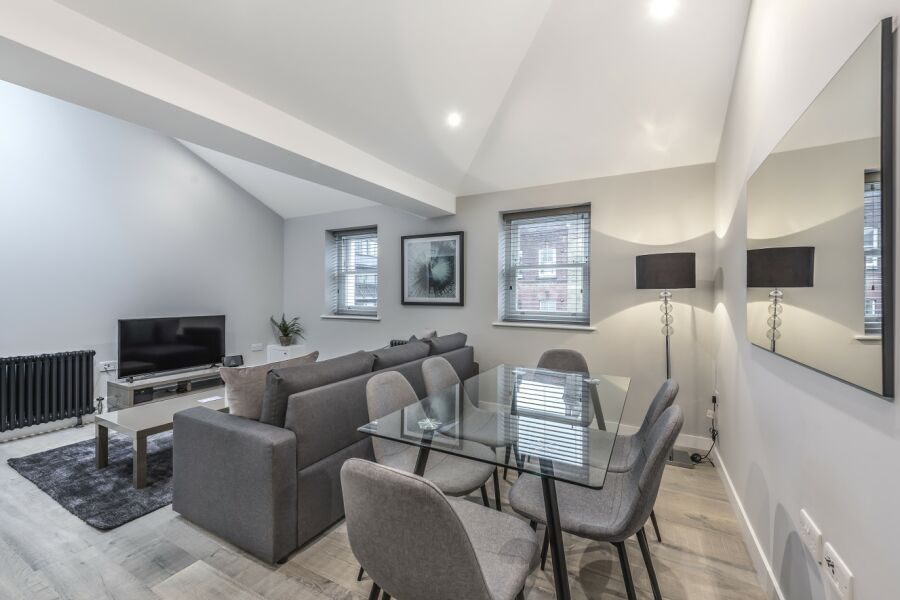 Goodge Street Apartments - Central London, London