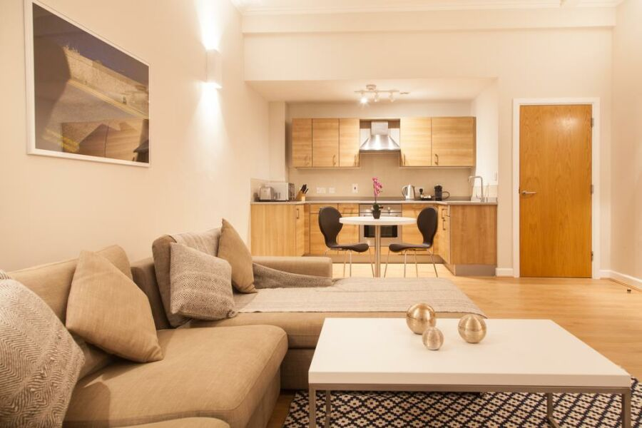 George Square Apartments - Glasgow, United Kingdom