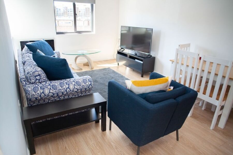 QC5 Apartment - Gloucester, United Kingdom