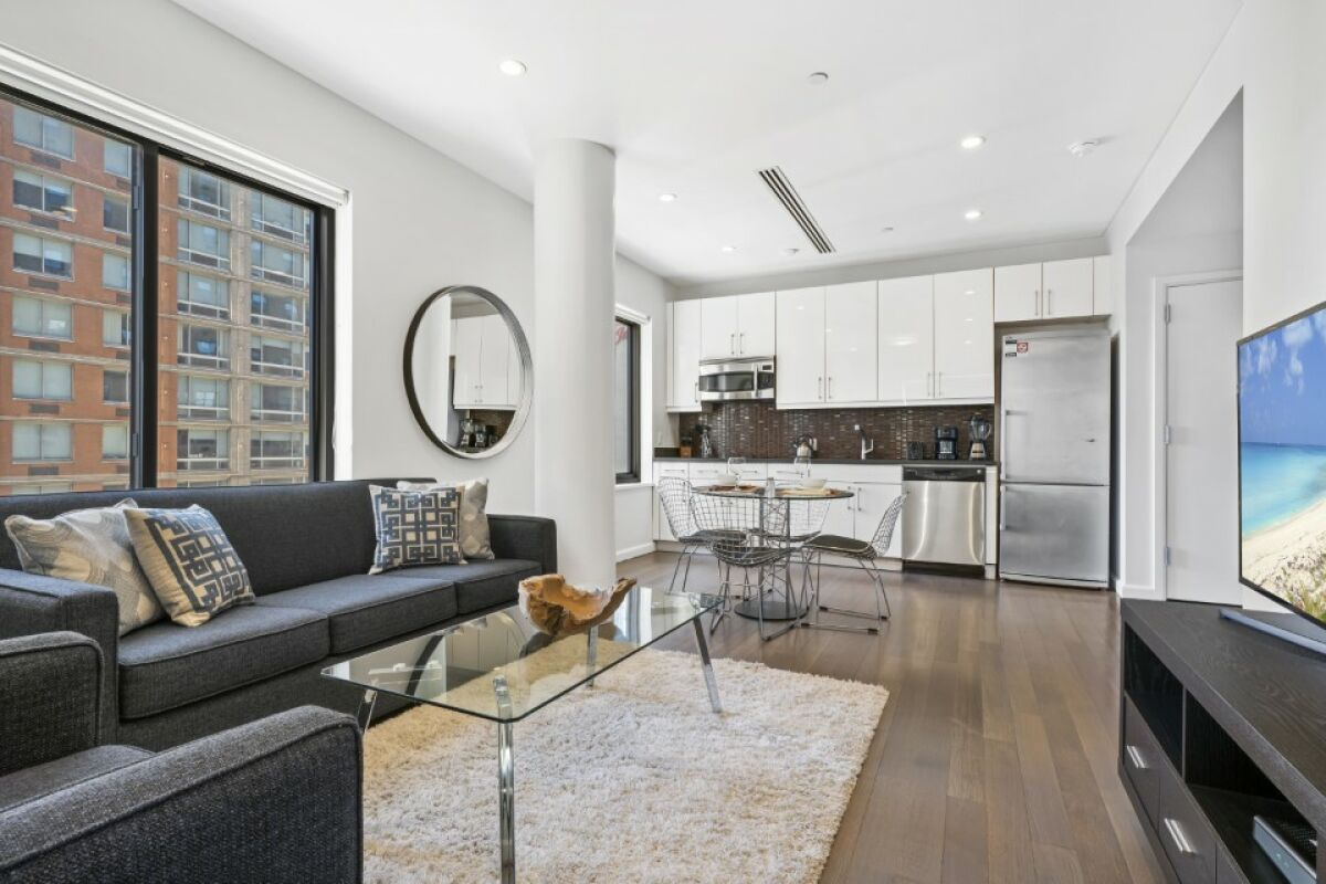 8th Avenue Apartments - New York, USA