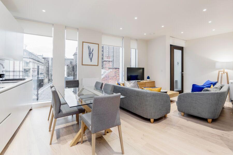 LCS Southbank Apartments - Lambeth, Central London