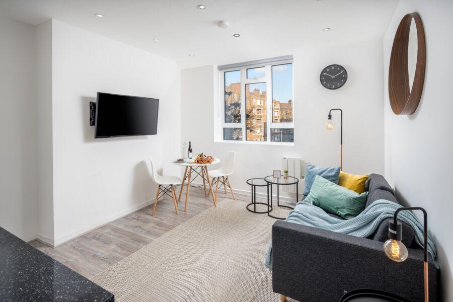 Vauxhall House Apartment - Lambeth, Central London