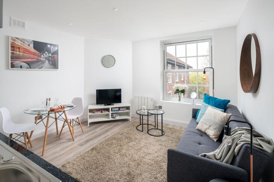 Brixton House Apartments - Brixton, South West London