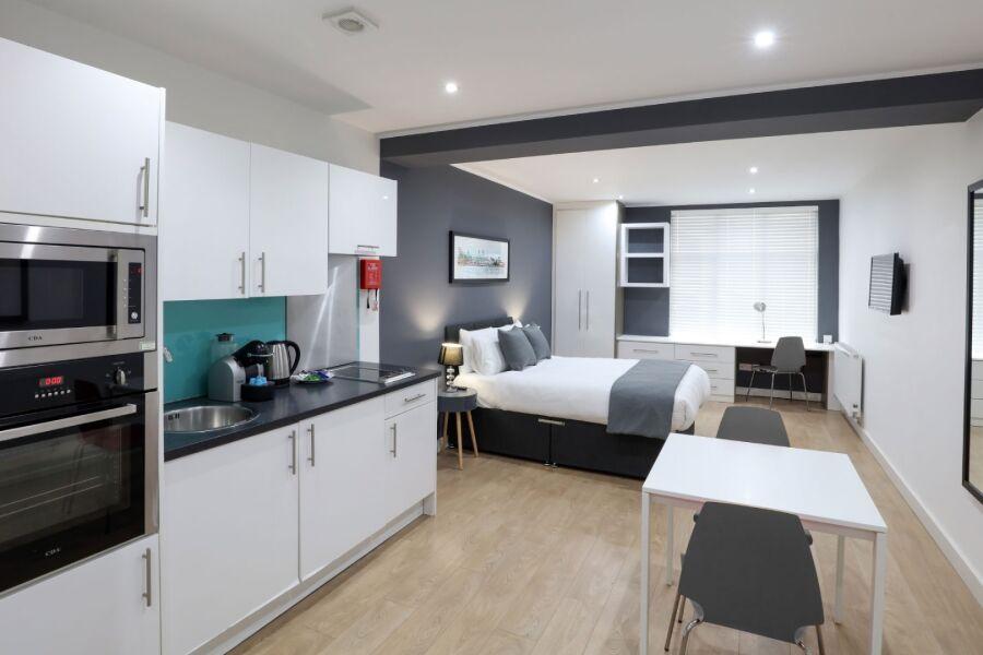Bold Street Apartments - Liverpool, United Kingdom