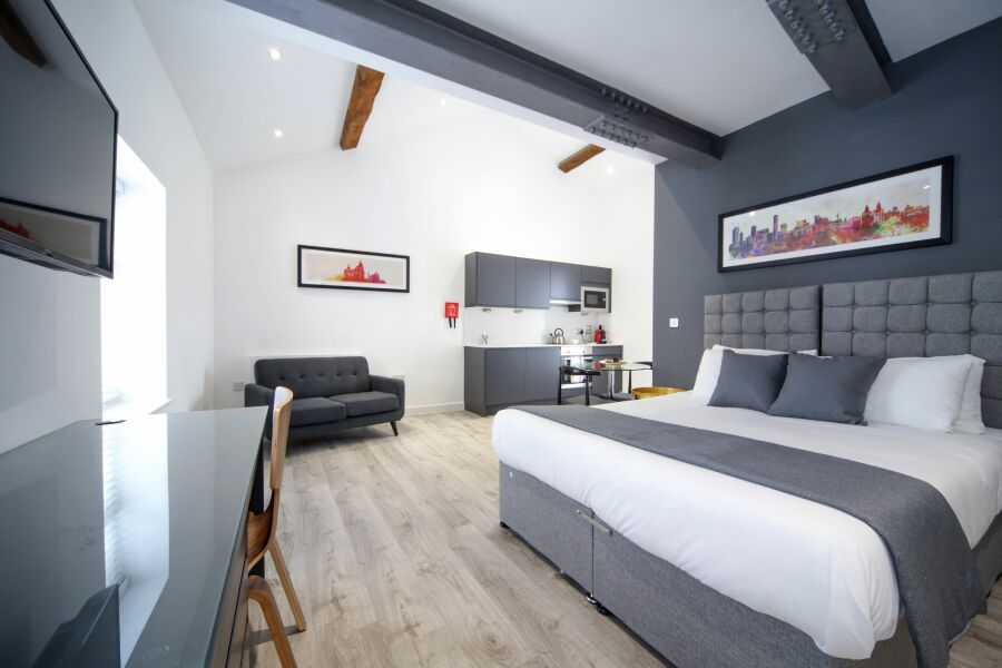 Newington Street Apartments - Liverpool, United Kingdom