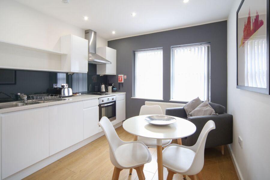 Wood Street Apartments - Liverpool, United Kingdom