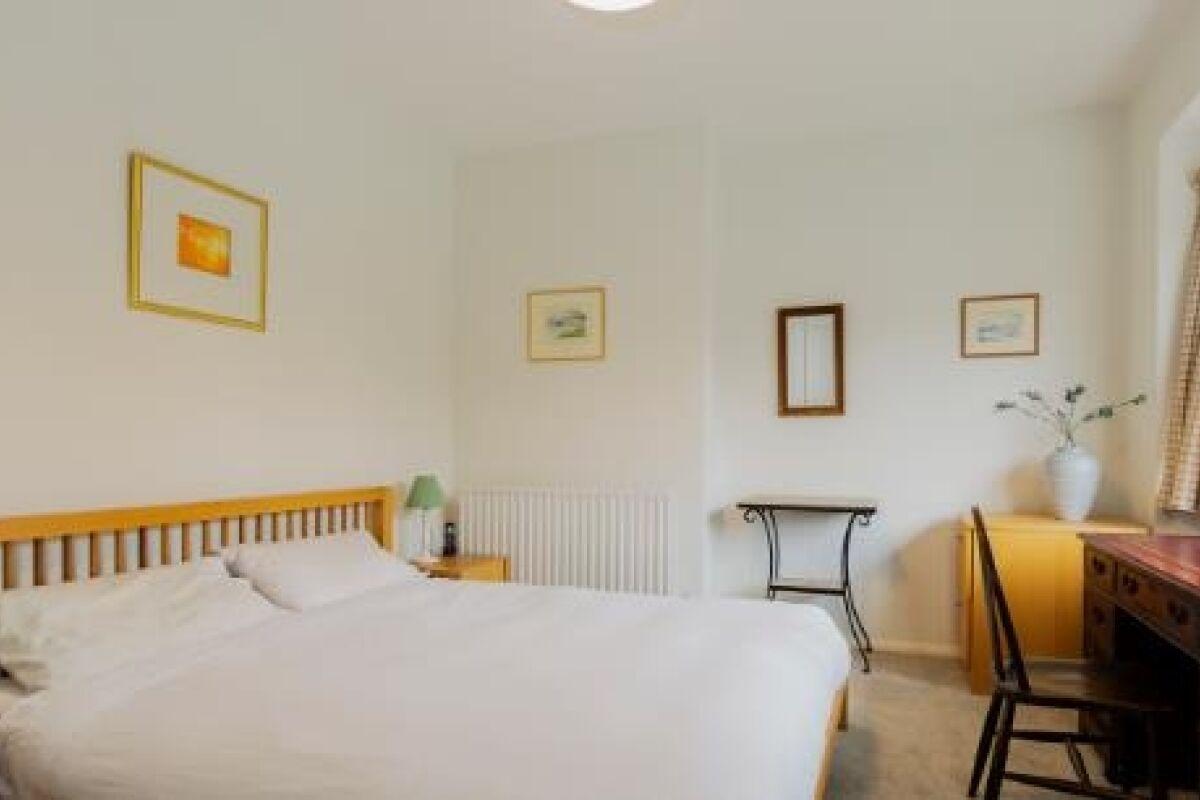 Bedroom, Birght Putney Serviced Apartments, Putney, London