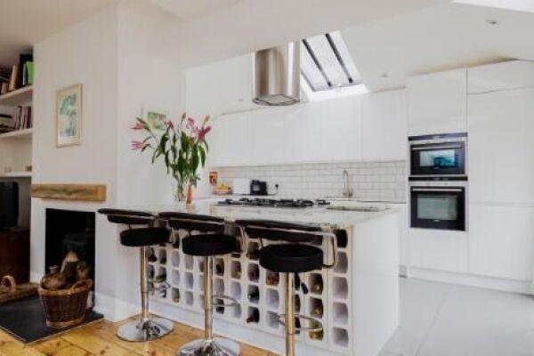 Kitchen, Birght Putney Serviced Apartments, Putney, London