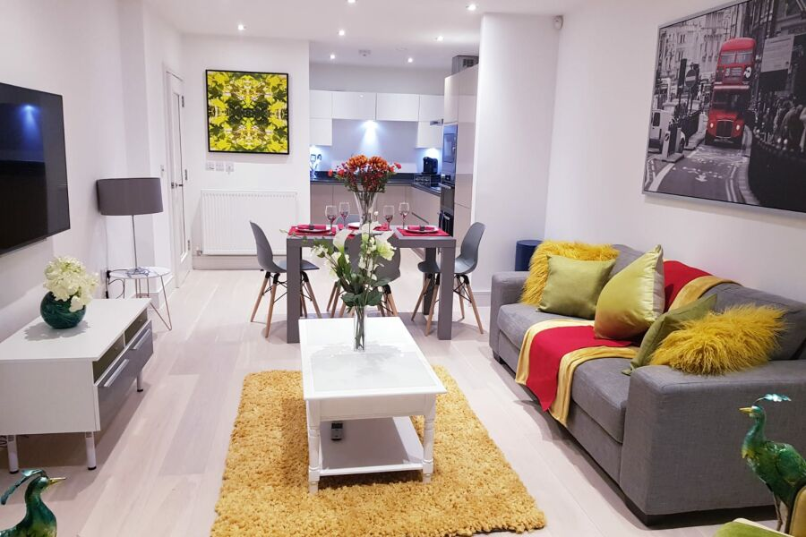 Noble House Accommodation - Chiswick, West London