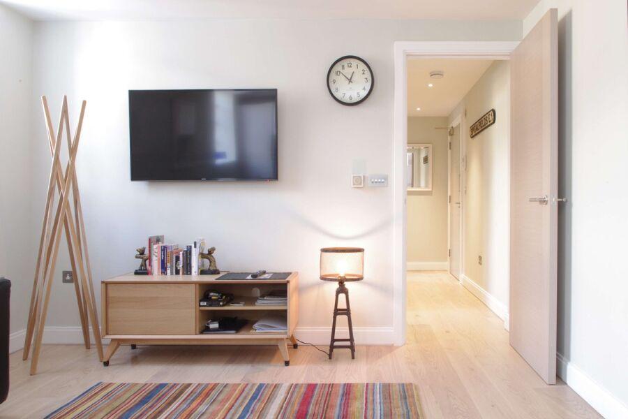Spitalfields Apartment - Barbican, The City