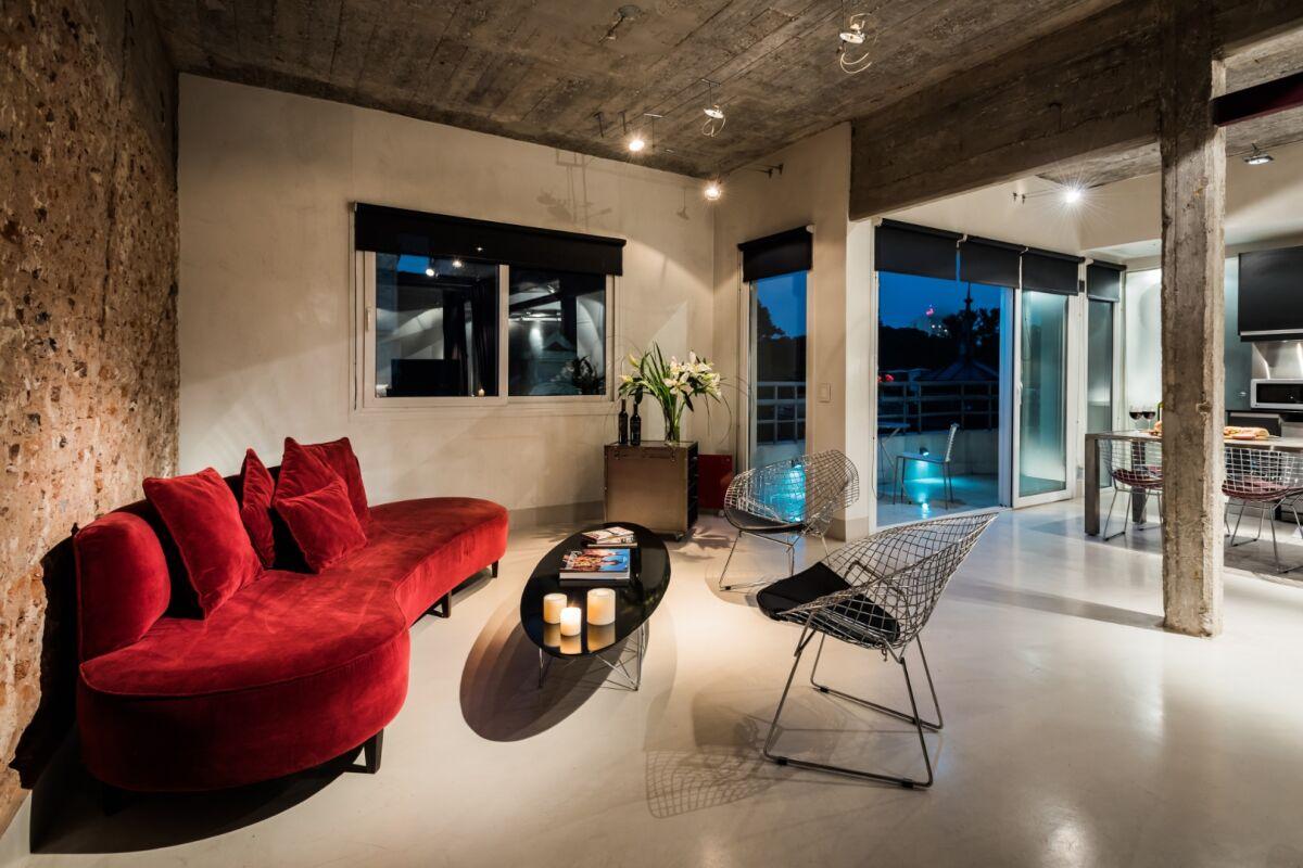 Borges Place Apartment - Retiro, Buenos Aires