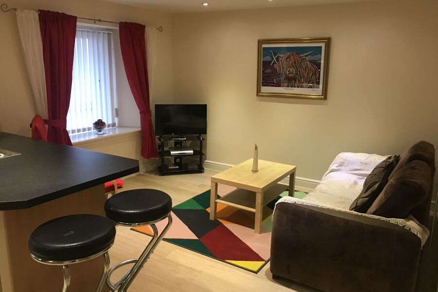 Nelson Apartment - Largs, North Ayrshire