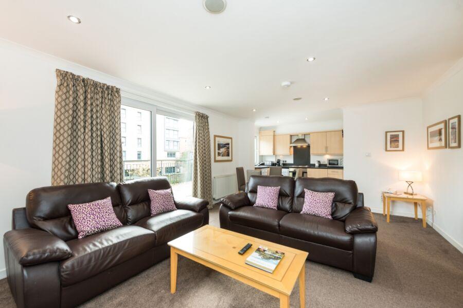 Harris Apartments - Edinburgh, United Kingdom