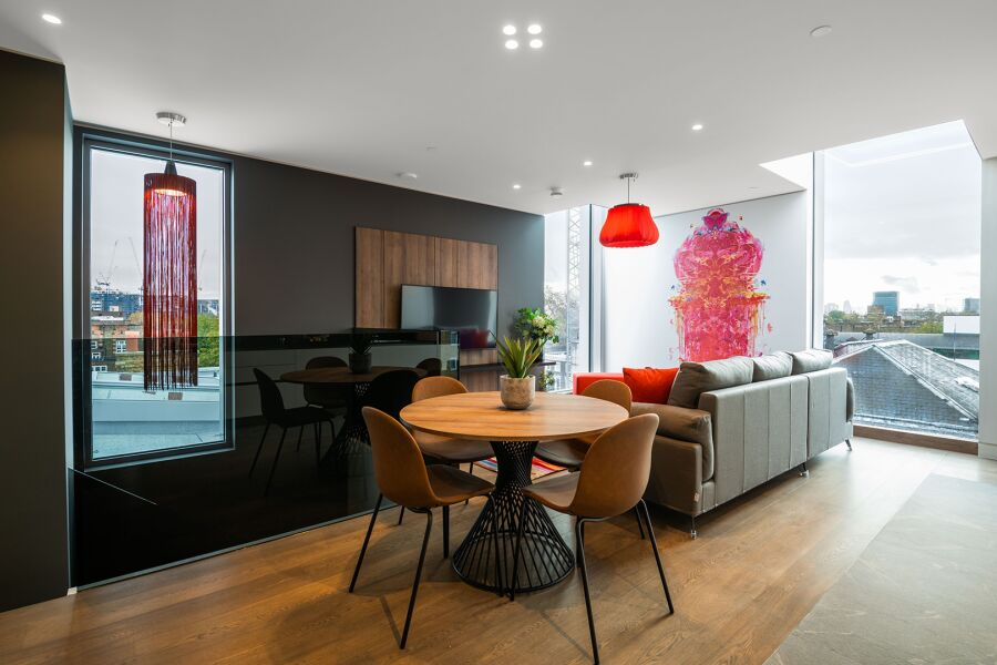 Camden Town Spaces Apartments - Kings Cross, North London