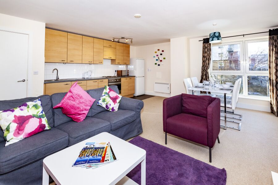 Skyline Plaza Apartment - Basingstoke, United Kingdom