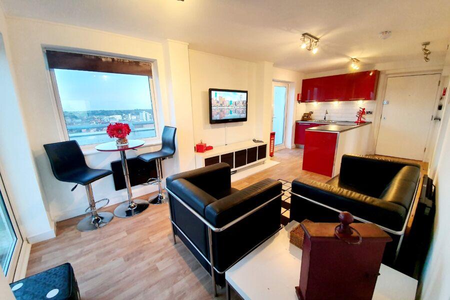 St Francis Tower Apartment - Ipswich, United Kingdom