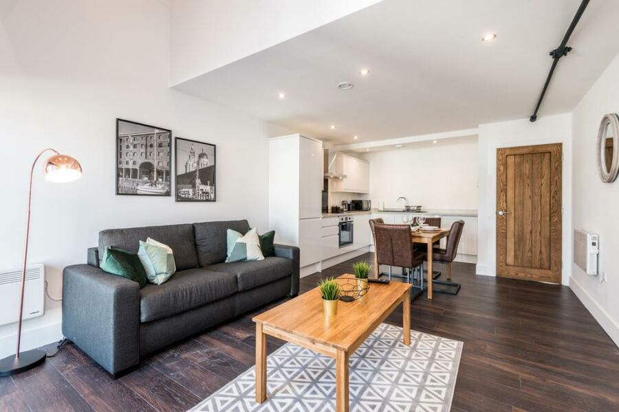 Stanley Street Chambers Apartments - Liverpool, United Kingdom