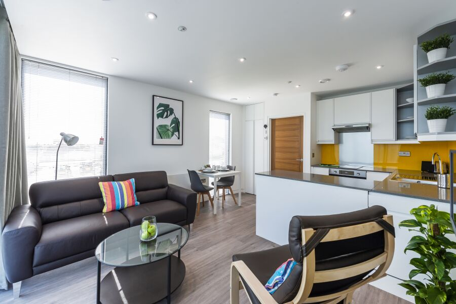 Apartrooms Apartments - Aberdeen, United Kingdom