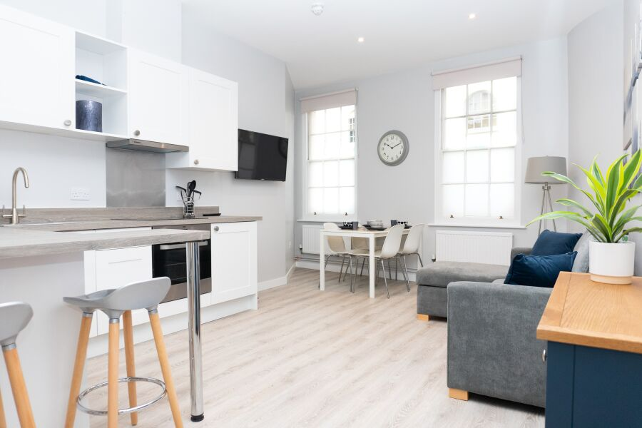 Spa Court Apartments - Cheltenham, United Kingdom