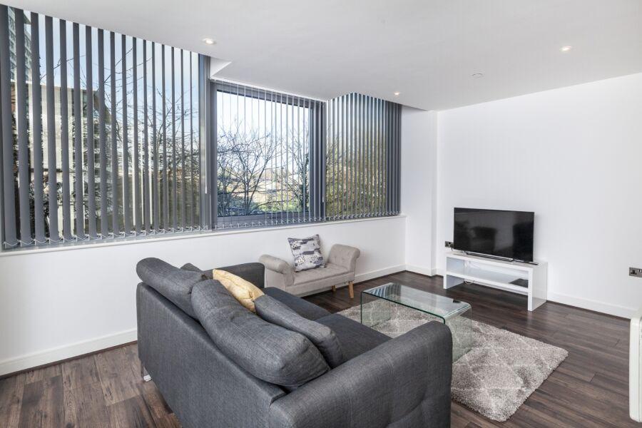 Central Apartment - Basingstoke, United Kingdom