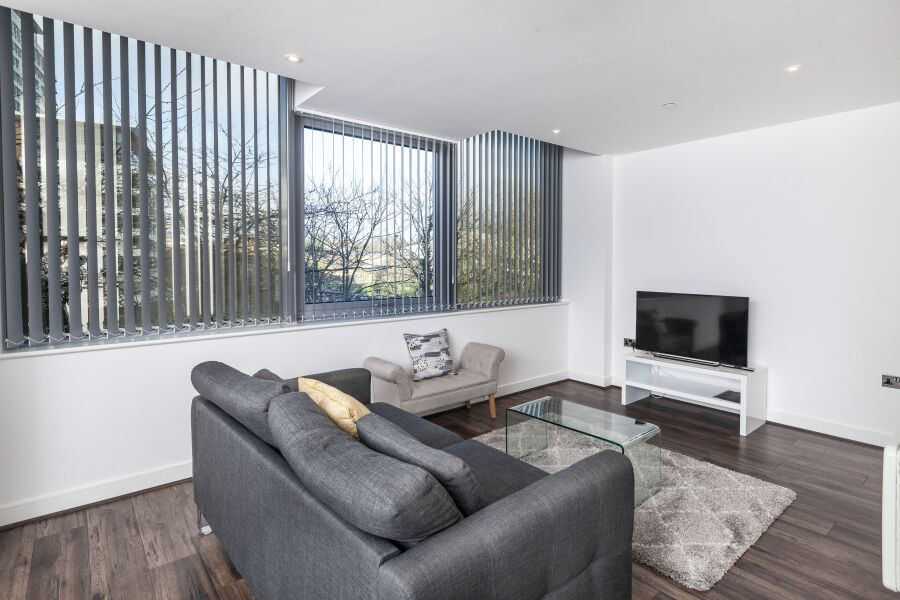 Central Apartment - Basingstoke, United Kingdom
