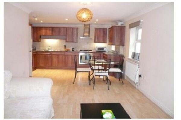 Living Area, Bridgestone Place Serviced Apartments, Horesham