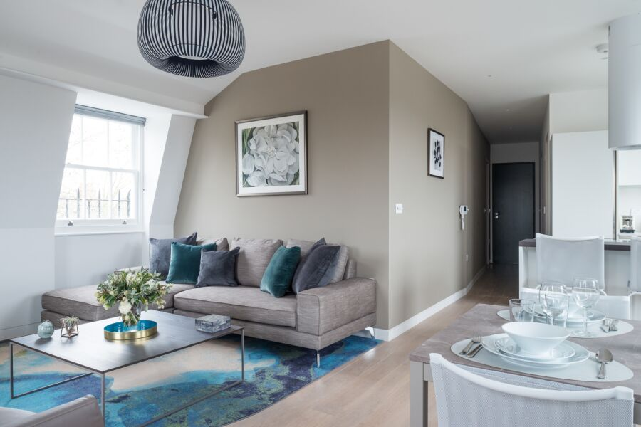 Wells Court Apartments - Hampstead, North London