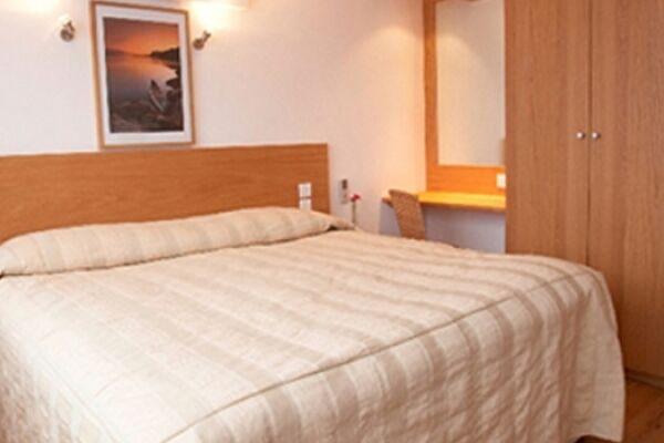 Bedroom, George Street Serviced Apartments, Marylebone