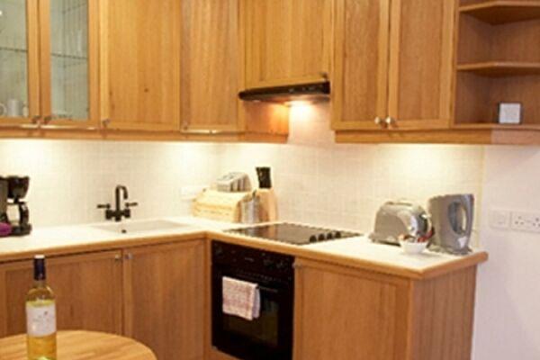 Kitchen, George Street Serviced Apartments, Marylebone