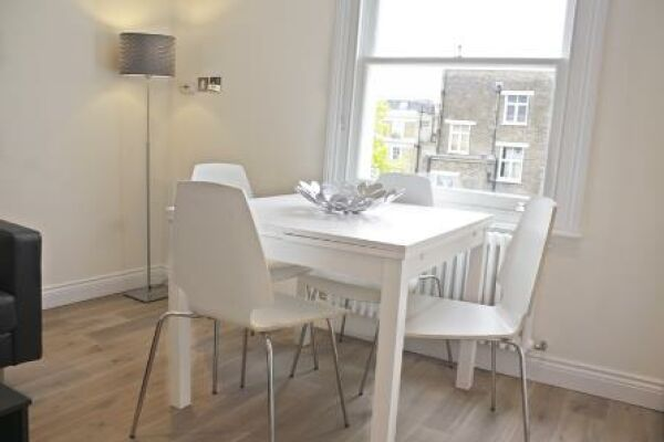 Dining Area, Cambridge Gardens Serviced Apartments, Ladbroke Grove, London