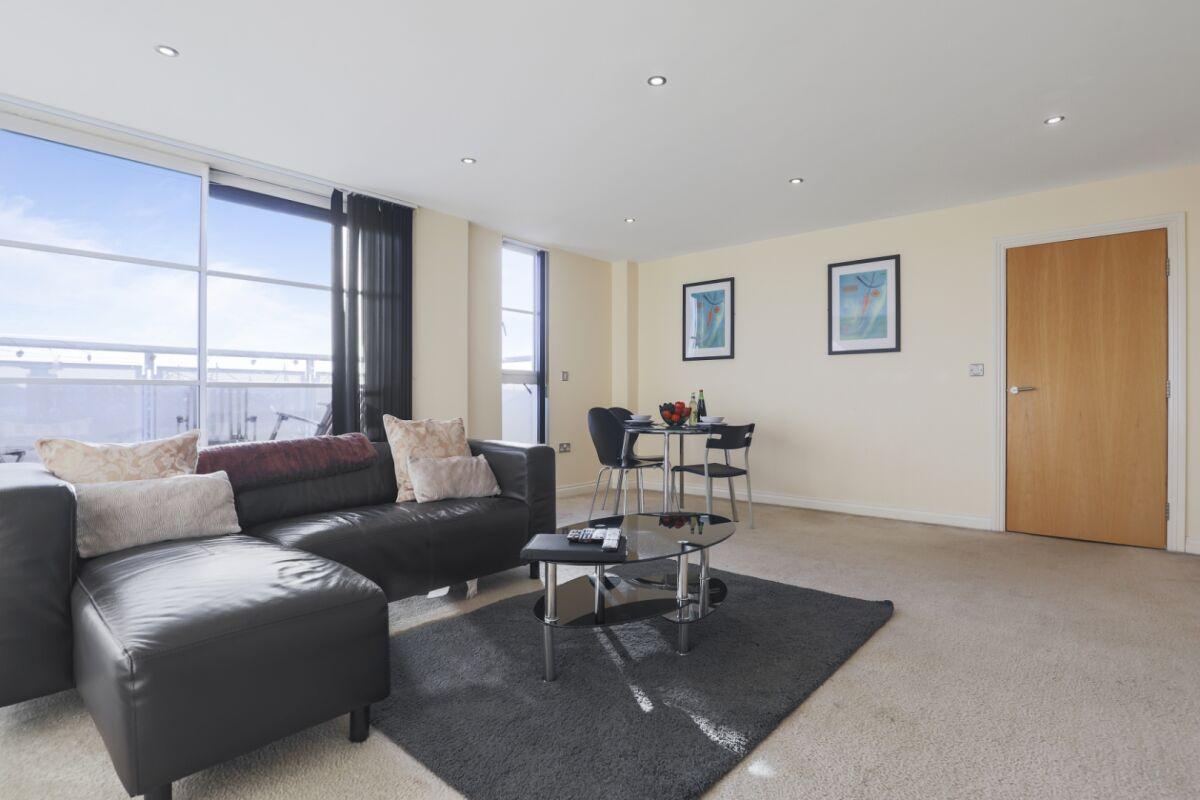 Executive 1 Bedroom Lounge