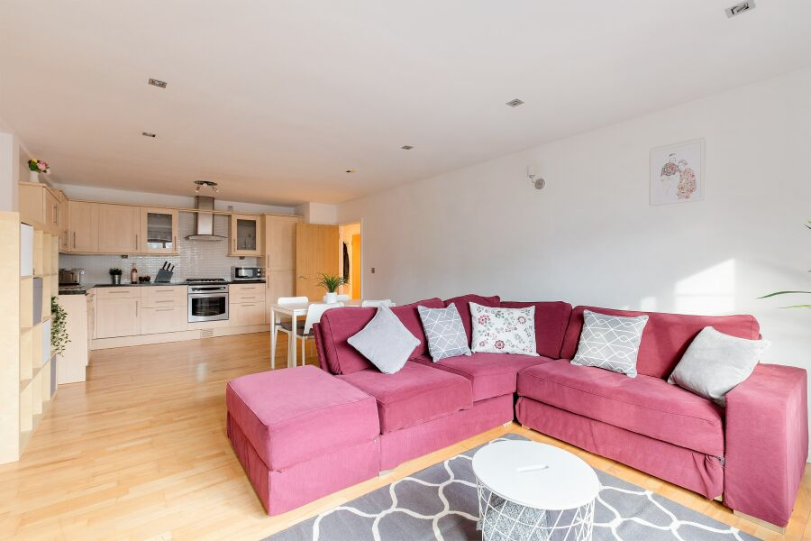 Serenity Executive Apartment - Spitalfields, North East London