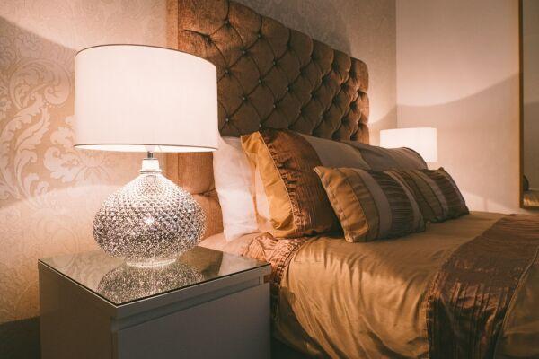 Bedroom, Church Street Serviced Apartments, Halifax