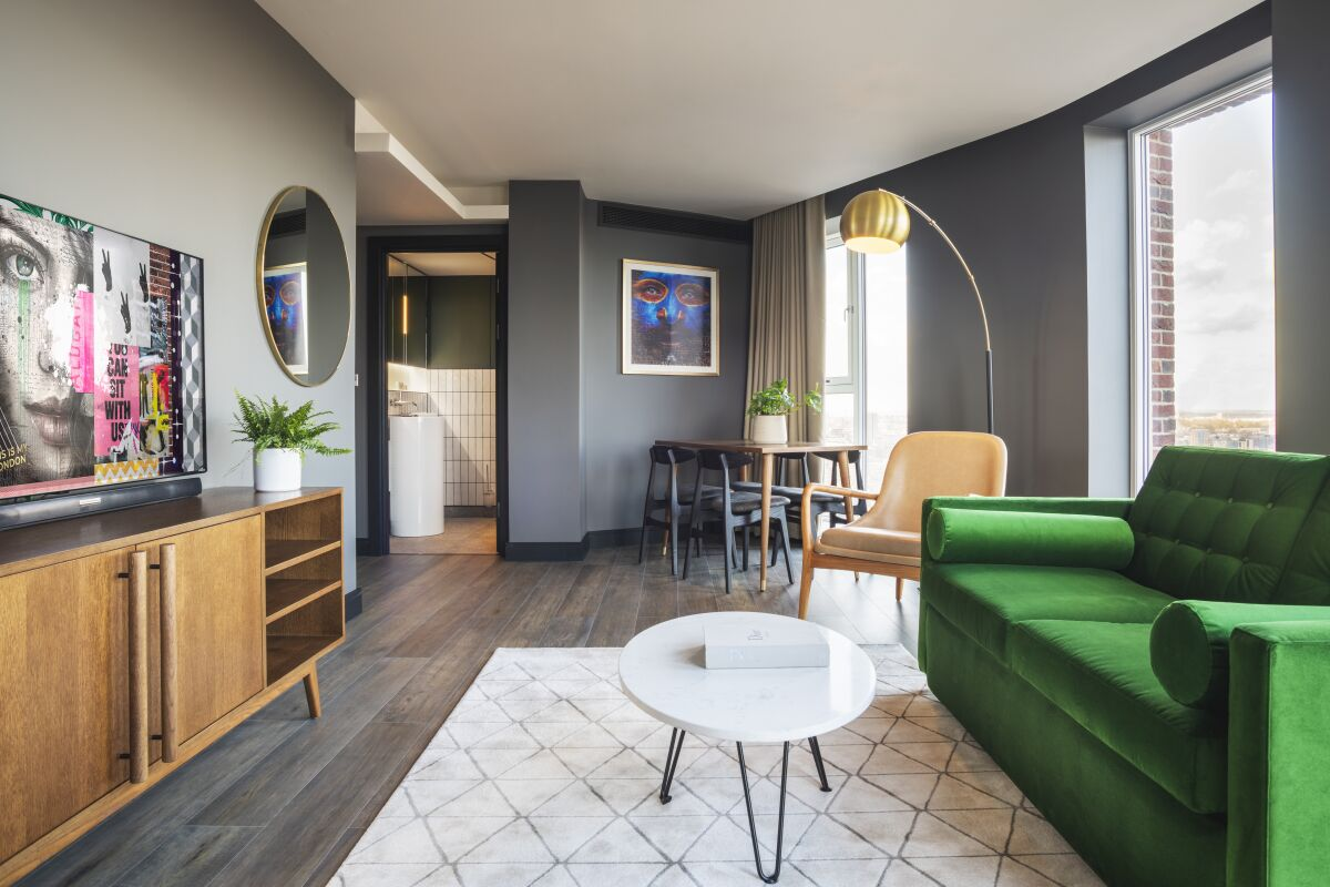 The Gate Apartments - Aldgate, The City