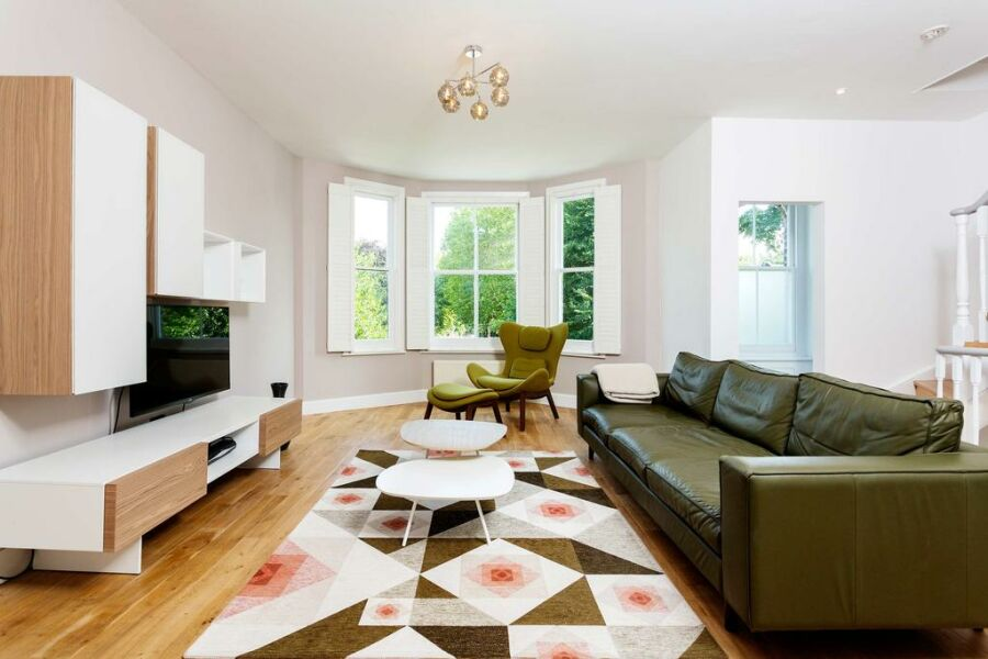 Minimalism Apartment - Greenwich, East London