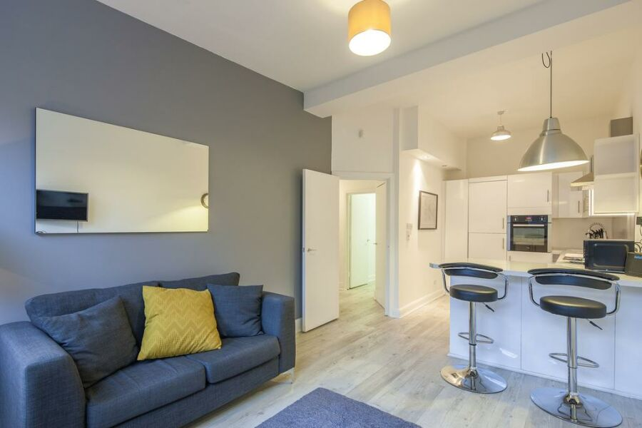 Artisan House Apartment - Spitalfields, North East London