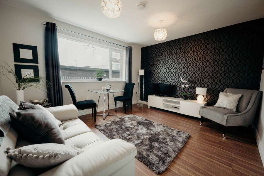 Station Road Sanctuary Apartments - Hinckley, Leicestershire