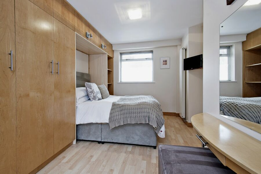 6-8 St Christophers Place Apartments - Marylebone, Central London