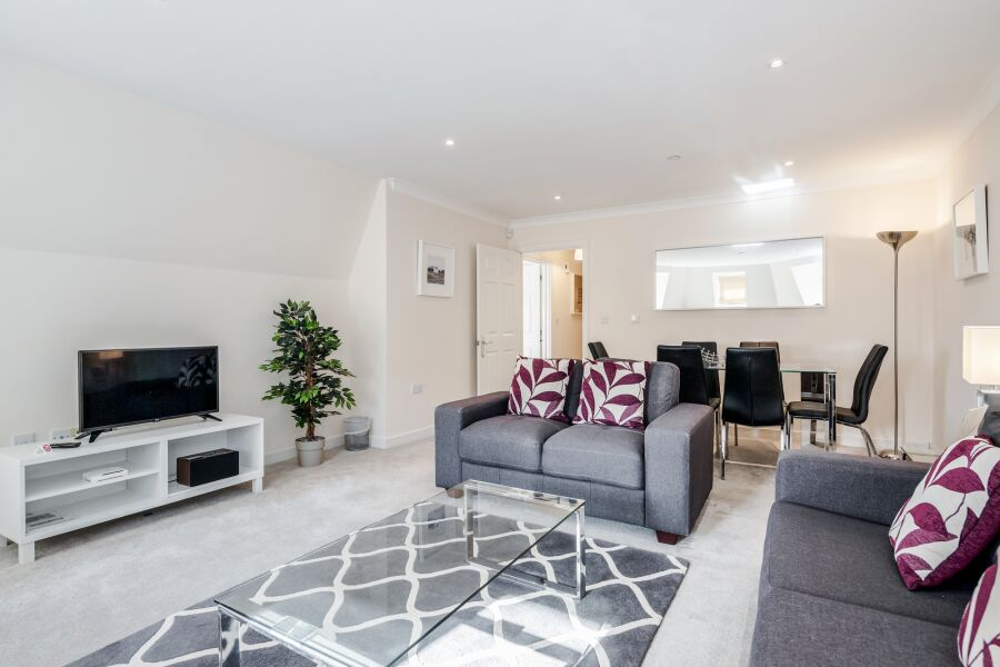 Royal Swan Quarter Apartments - Leatherhead, United Kingdom