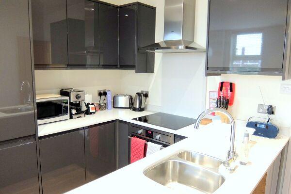 living diner central Twickenham serviced apartments London