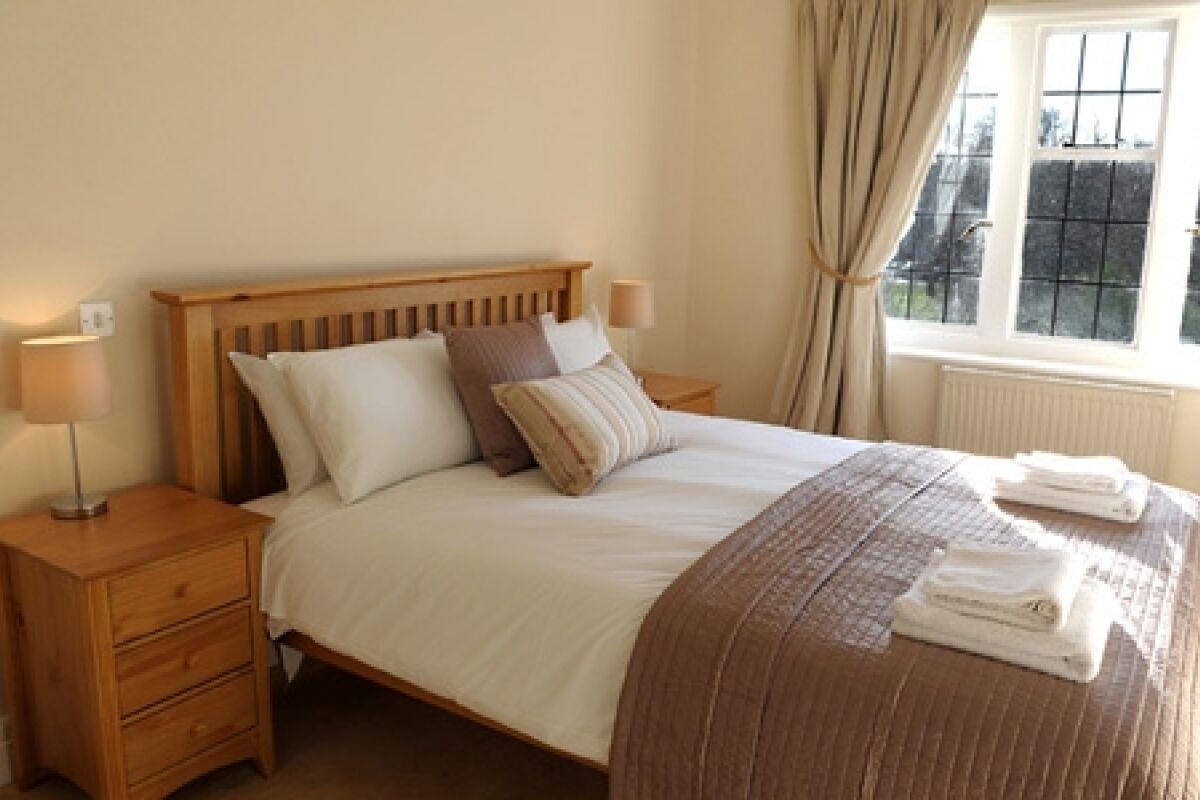 Bedroom, Fitzwilliam Serviced Apartment, London